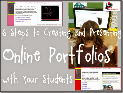 6 Steps to Creating and Presenting Online Portfolios[5]