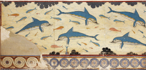 dolphin-fresco