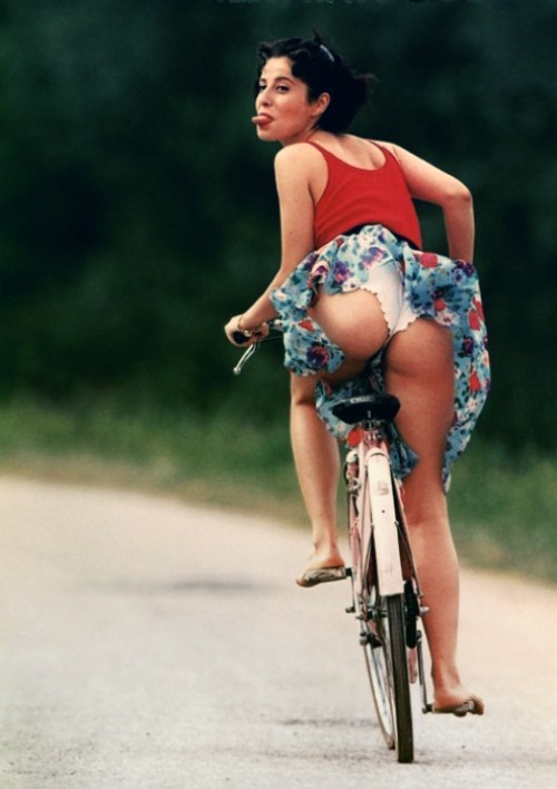 girl-on-bike-with-tongue-e1316192369988