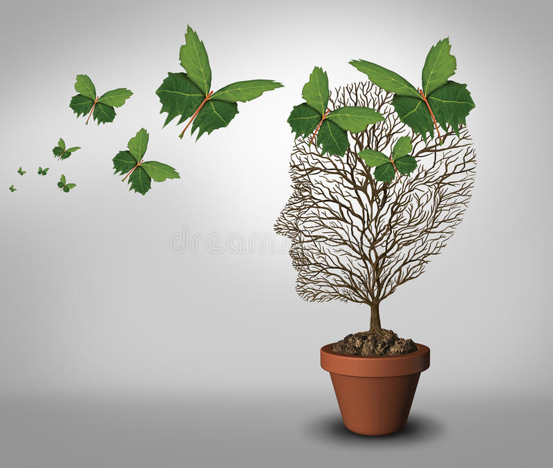 psychology-help-solutions-to-psychiatric-problems-mental-health-as-learning-concept-empty-tree-leaves-shaped-48599225